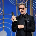 """""""Kilencven senki veri ki magának"""" – Gary Oldman négy éve még így gondolt a Golden Globe-ra"""