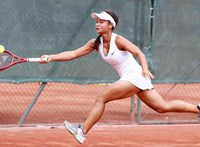 Tóth Amarissa bejutott a Roland Garros döntőjébe a juniorok párosversenyében