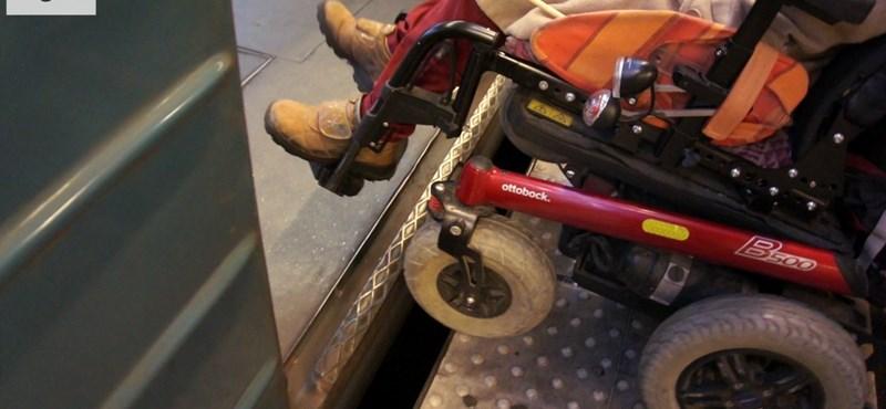 3-as metró: így reagáltak Tarlósék arra, hogy a mozgáskorlátozottak feljelentik az államot
