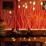 Nem ehető, de izgalmas spagetti-fal