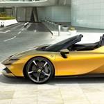 1000 lóerő és nyitható tető: itt a Ferrari SF90 Spider