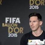A sérült Messi nélkül is gázolt a Barcelona