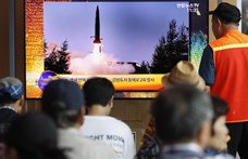 Nagyszabású rakétakísérletet hajtott végre Észak-Korea