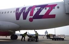 Gond volt egy Rómába tartó Wizz Air géppel