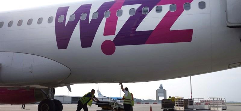 Rosszul lett egy utas, ezért fordult vissza a Wizz Air gépe