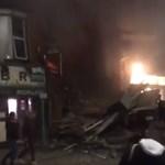 Nem terrorcselekmény a leicesteri robbanás