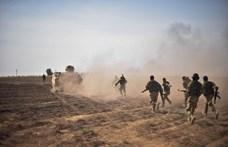 Kishíján lebombázták a törökök az amerikaiakat Szíriában