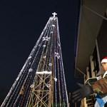 Nem bosszantják karácsonyfával idén Észak-Korea vezetőit