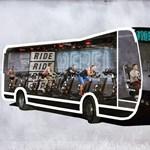 Nincs ideje mozogni? Kondizzon a buszon munkába menet!