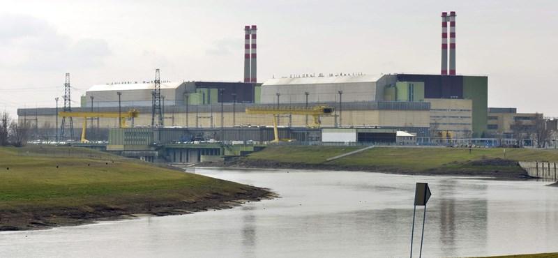 A környezetvédelmi hatósághoz fordult az Energiaklub a Paksi Atomerőmű és a Duna ügyében