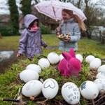 Fagyos húsvét elé nézünk, mutatjuk a részleteket