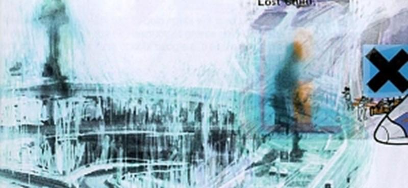 A Radiohead lemeze most már hivatalosan is kulturális kincs