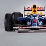Vettel megvette Nigel Mansell világbajnok autóját