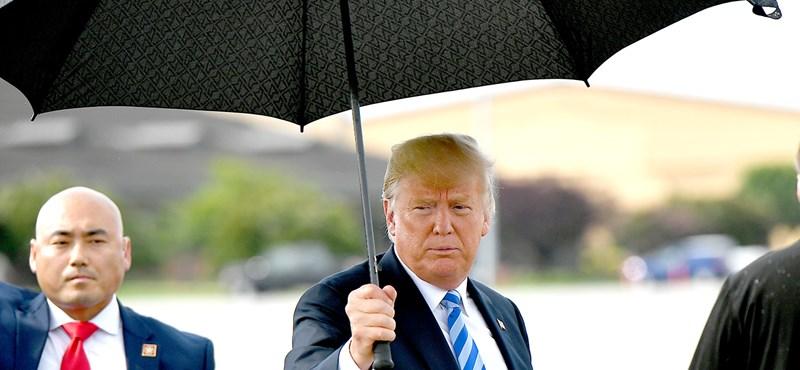 Trump és emberei is tagadják, hogy idiótának tartják az elnököt