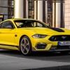 Az amerikainál gyengébb lett az európai Ford Mustang Mach 1