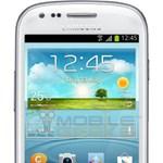 Samsung Galaxy S III mini: ez bizony közepes lesz