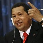 Hugo Chávez Shakira gitárján kereste a bemeneteket