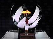 Distancia y trajes coloridos: esa fue la ceremonia de apertura de los Juegos Olímpicos