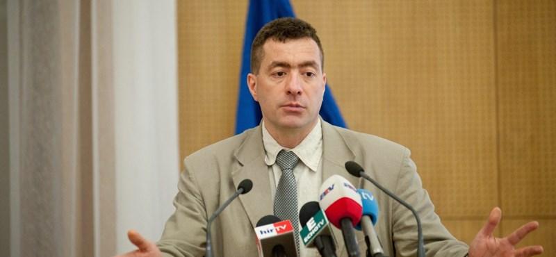 Lemondott Kónya Péter, a rendvédelmisek szakszervezeti elnöke