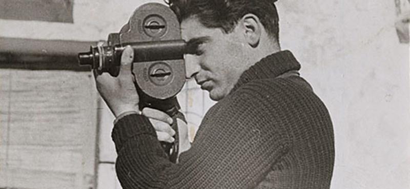 Exkluzív felvétel: most először hallhatja Robert Capa hangját