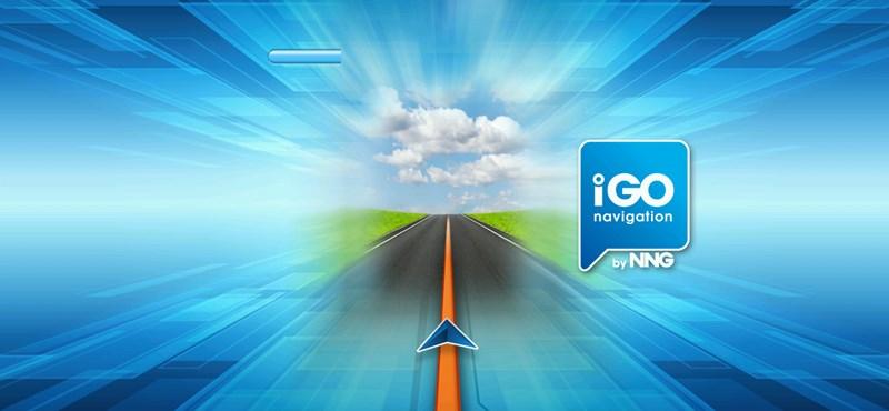 5 napig ingyen letöltheti az iGO navigációt, teljes Magyarország-térképpel
