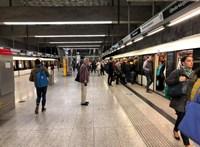 Tovább közlekednek a metrók hétvégenként