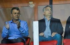 Garancsi repteti Orbánt a luxusmagángépen