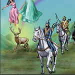 Tündérek, szivárvány és griffen lovagló huszár - ilyenek az új tankönyvek