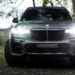 650 lóerő és terepgumi: egyedien tuningolt BMW X7 érkezett