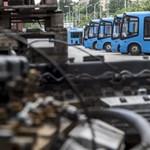 Jól cserben hagyta a BKV-t a csődbe ment magyar buszgyár