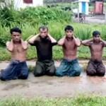 Három kegyetlen szeptemberi fotó is bizonyítja a mianmari népirtást – videó 18+