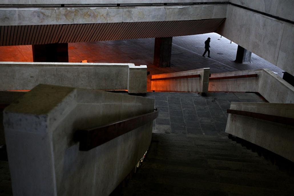 Déli pályaudvar. 2008. december.