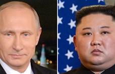 Nincs felhajtás, de döntő fontosságú lehet Putyin és Kim első csúcstalálkozója