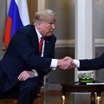 Összeolvadt Trump és Putyin a Time legújabb címlapján – fotó