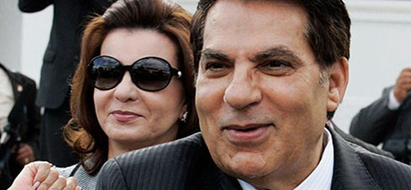 Svájc tovább ül a nemzet sógora által összerabolt tunéziai vagyonon