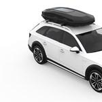 Praktikus vétel lehet az autóra szerelhető napelemes tetőbox