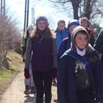 1100 kilométer diákokkal a Kéktúrán