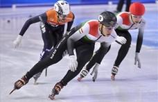 Mindkét magyar váltót kizárták a korcsolya Eb döntőjéből, Liu Shaolin szerint oktalanul