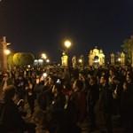 Lex CEU: megszólalt az ügyészség az éjjel bevitt tüntetők ügyében