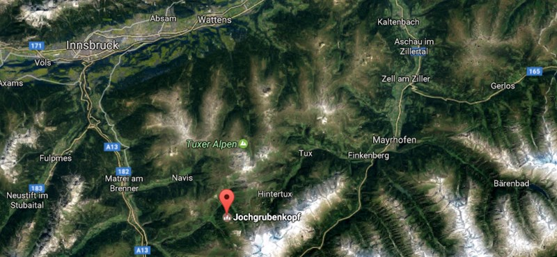 Lavina ölt meg három embert Ausztriában