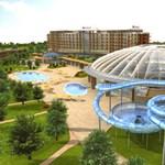 Megnyílt a budapesti Aquaworld, Közép-Európa legnagyobb élményfürdője