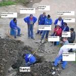 A magyarok nem szeretnek csapatban dolgozni, pedig nagyon kellene