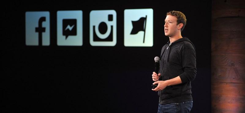 A Facebook bomba üzletet csinált: 3 milliárd ember a cél