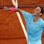 Nadal megnyerte a Roland Garrost és utolérte Federert