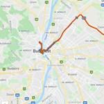 Így változik a budapesti közlekedés Erdogan érkezése miatt