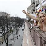 Meztelen nők is várhatják a foci EB vendégeit az ukrán hoteleknél