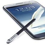 Beárazták a Samsung Galaxy Note II-t