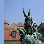 Melyik városban található a képen látható nevezetesség?