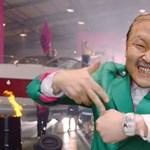 Videó: Őrült nagyapákkal ismételné meg a Gangnam Style sikerét PSY