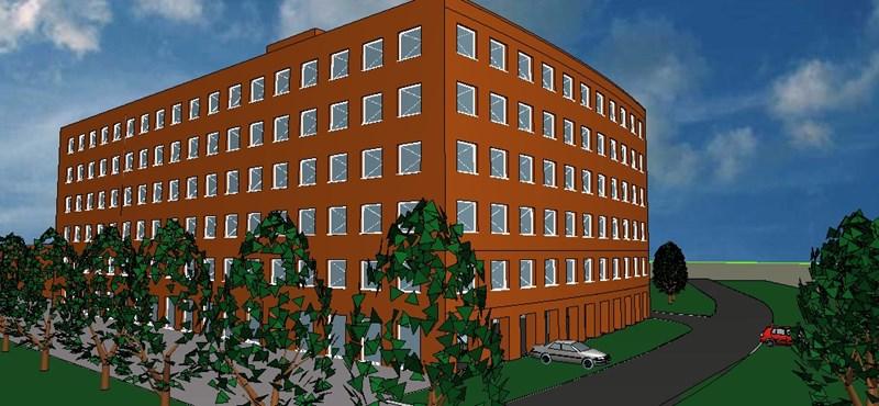 Így fog kinézni az ELTE lágymányosi campusának új épülete